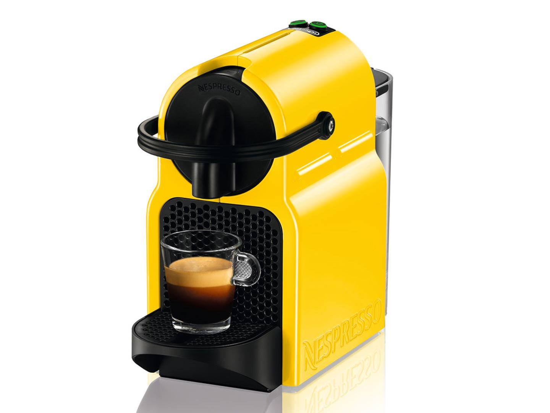 Капсульная кофемашина DeLonghi Inissia  — недорогое удовольствие