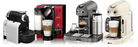Обзор кофемашин Nespresso