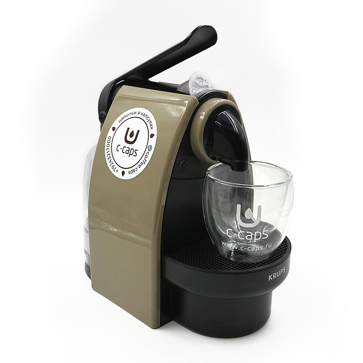 кофемашина Nespresso Krups Essenza Auto